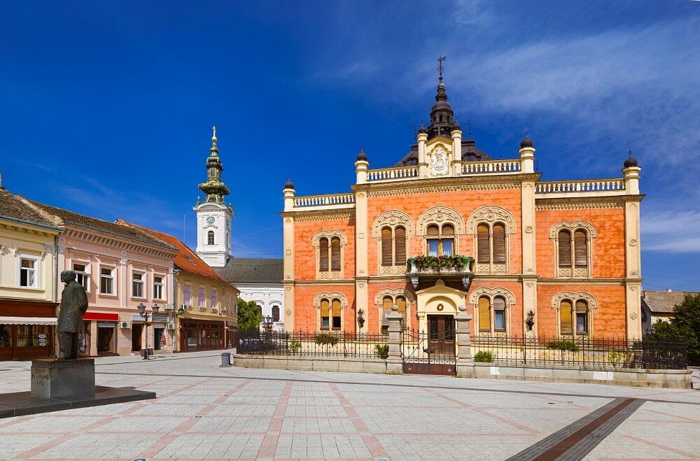 Città Europee Da Visitare Novi Sad Serbia