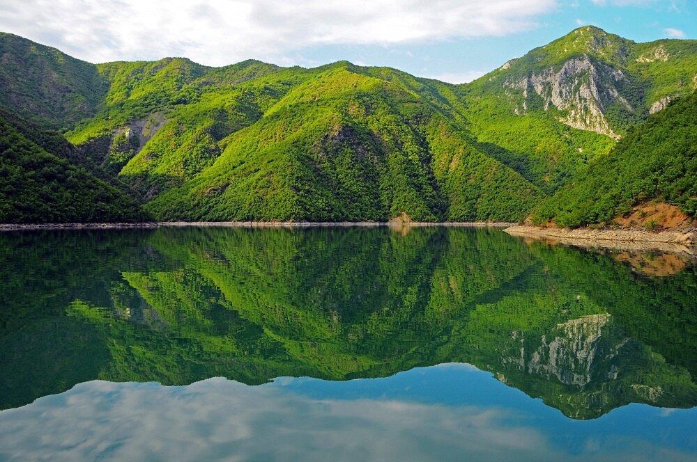 Città Europee Da Visitare Koman Albania