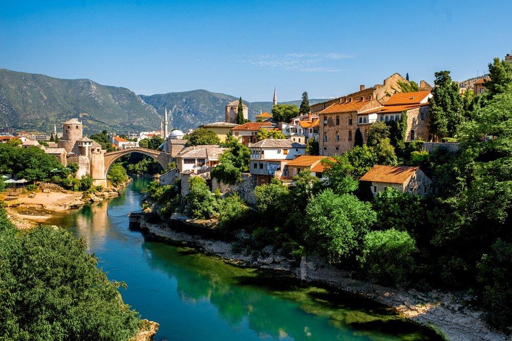 Città Europee Da Visitare Mostar Bosnia Erzegovina