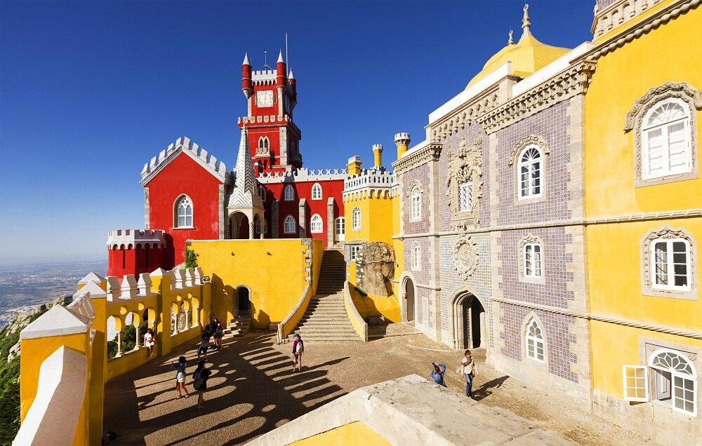 Città Europee Da Visitare Sintra Portogallo