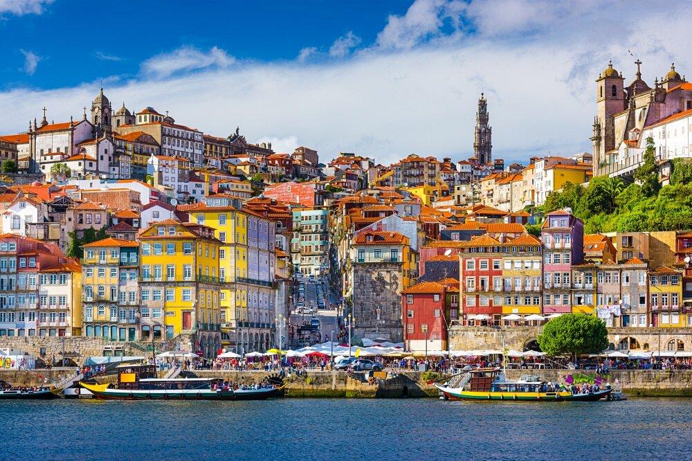 Città Europee Da Visitare Porto Portogallo