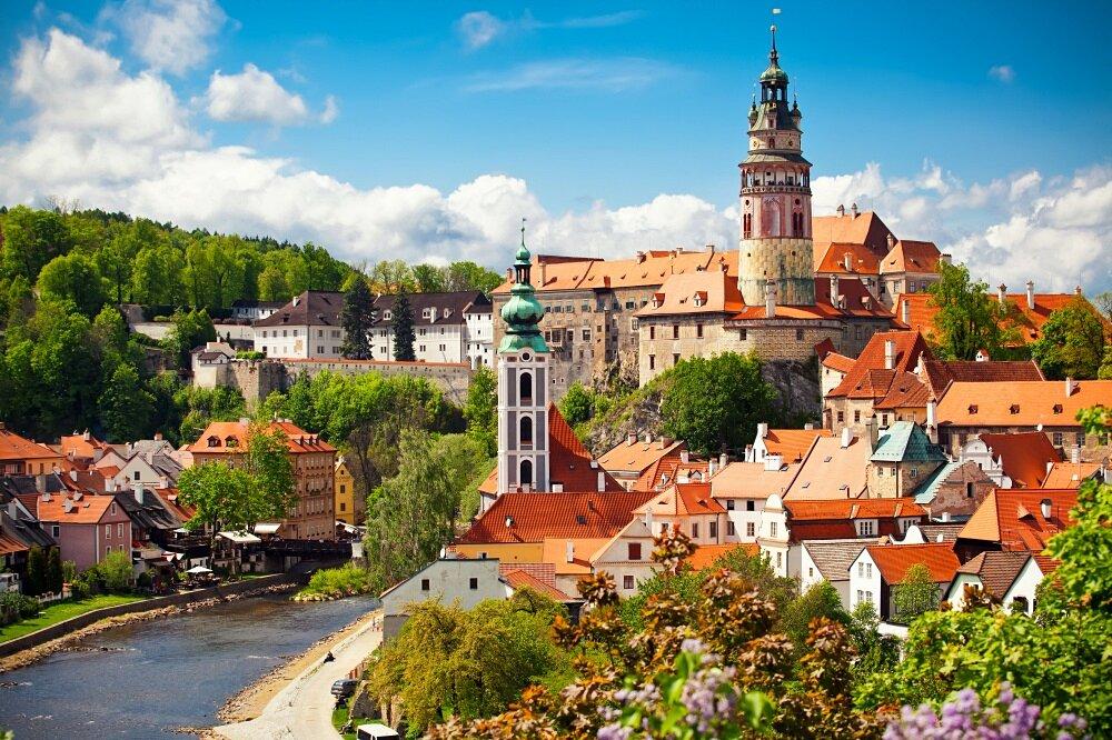 Città Europee Da Visitare Český Krumlov Repubblica Ceca