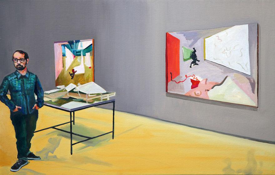 dipinti-olio-visitatori-louvre-parigi-michelle-ramin-2