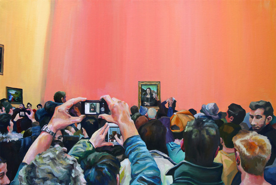 dipinti-olio-visitatori-louvre-parigi-michelle-ramin-3