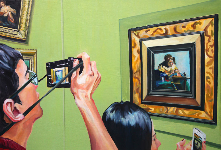 dipinti-olio-visitatori-louvre-parigi-michelle-ramin-4
