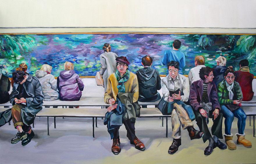 dipinti-olio-visitatori-louvre-parigi-michelle-ramin-6