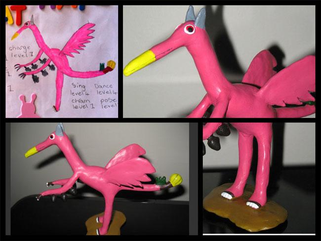 disegni-diventano-giocattoli-statuette-argilla-03