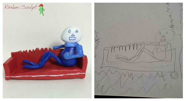 disegni-diventano-giocattoli-statuette-argilla-05