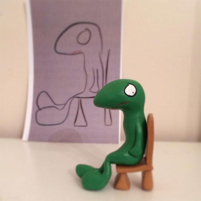 disegni-diventano-giocattoli-statuette-argilla-08