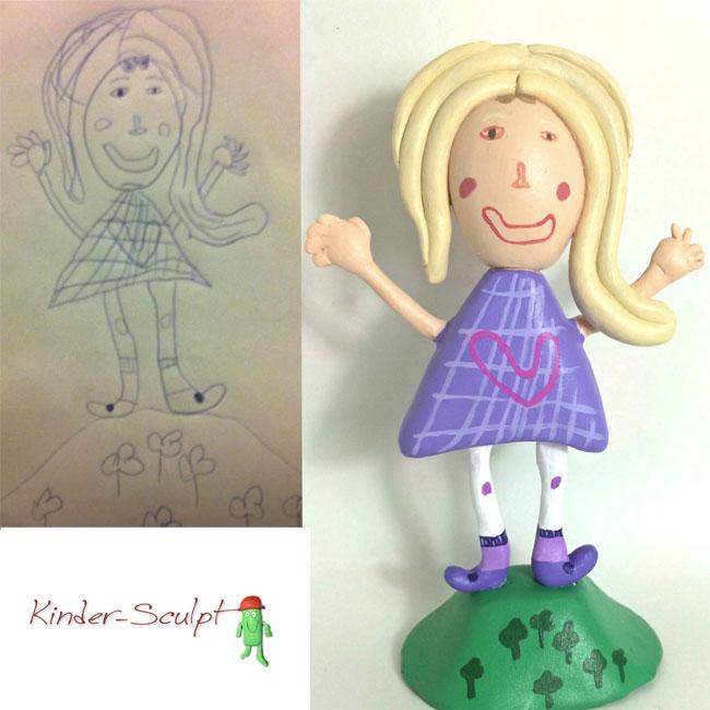 disegni-diventano-giocattoli-statuette-argilla-10