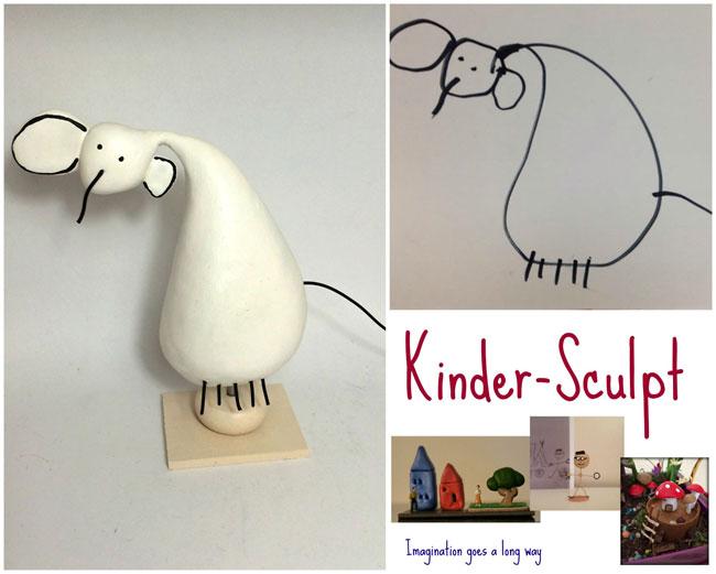disegni-diventano-giocattoli-statuette-argilla-16