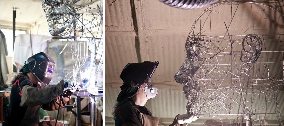grande-scultura-acciaio-testa-celia-jordi-díez-fernández-1