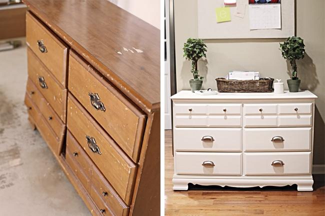 15 idee brillanti per dare nuova vita a vecchi mobili keblog - Rinnovare cucina fai da te ...