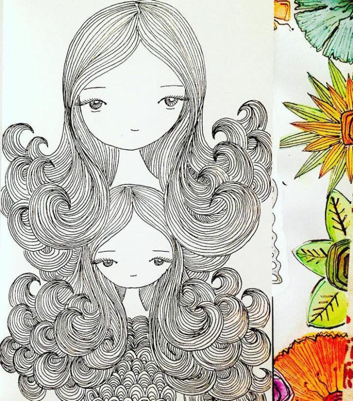 illustrazioni-maternita-madre-figlia-sora-ceballos-lopez-01