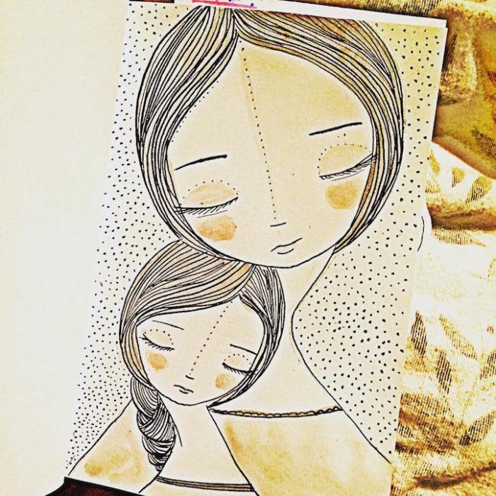 illustrazioni-maternita-madre-figlia-sora-ceballos-lopez-02