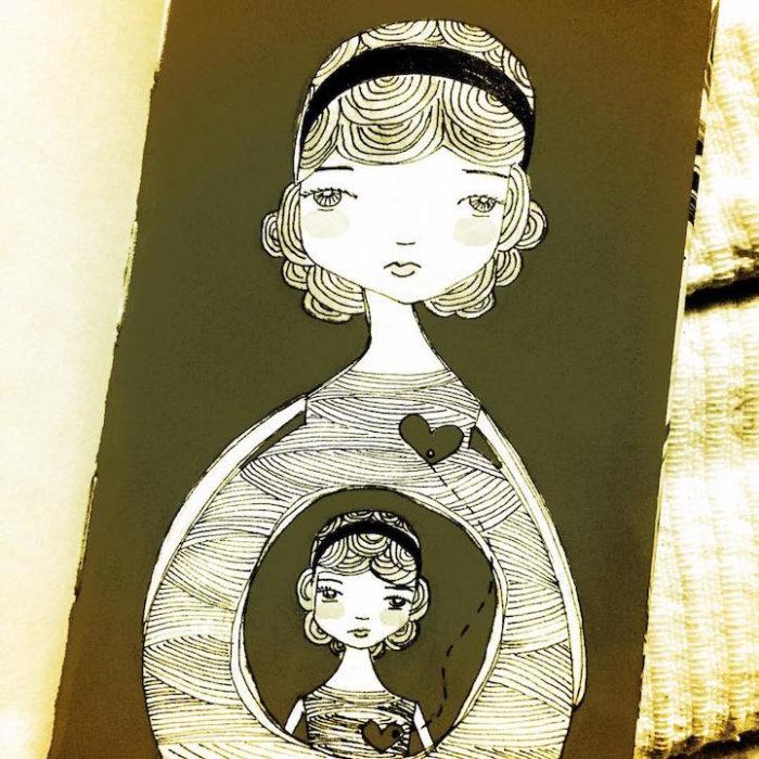 illustrazioni-maternita-madre-figlia-sora-ceballos-lopez-05