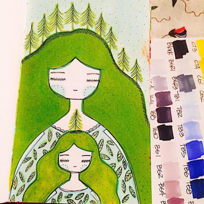 illustrazioni-maternita-madre-figlia-sora-ceballos-lopez-09