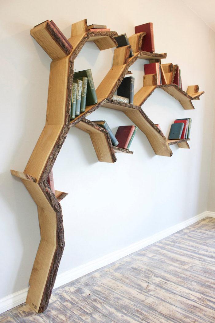 Originali librerie a forma di albero keblog for Libreria ad albero prezzi