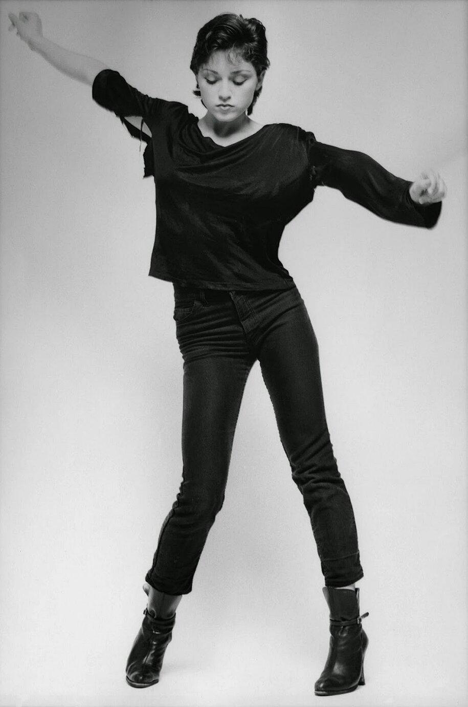 Madonna A New York In Servizi Fotografici Del 1978 E 1979
