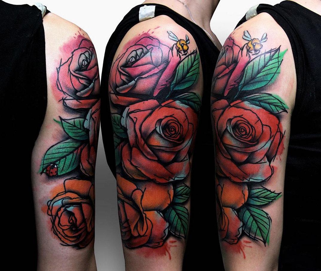 tatuaggi-astratti-colorati-pain-ting-12