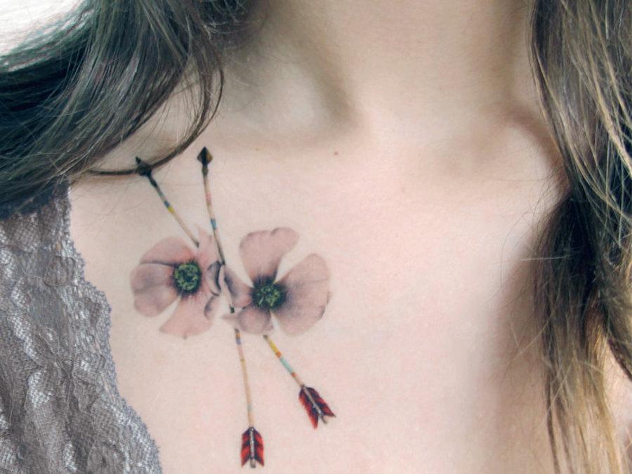 tatuaggi-temporanei-eleganti-natura-volpi-fiori-conigli-kelly-mitchell-05