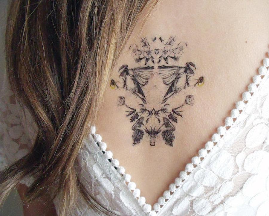 tatuaggi-temporanei-eleganti-natura-volpi-fiori-conigli-kelly-mitchell-06