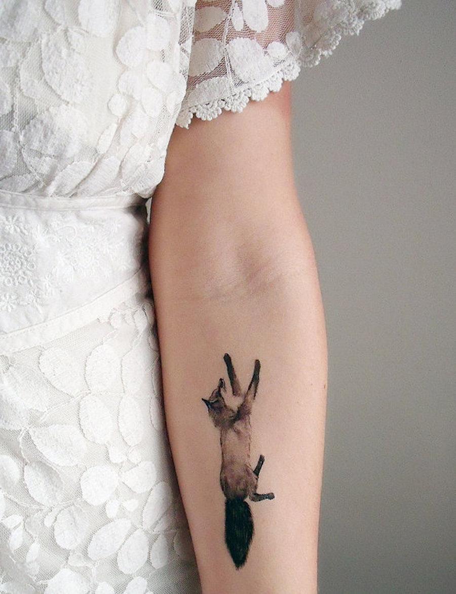 tatuaggi-temporanei-eleganti-natura-volpi-fiori-conigli-kelly-mitchell-09