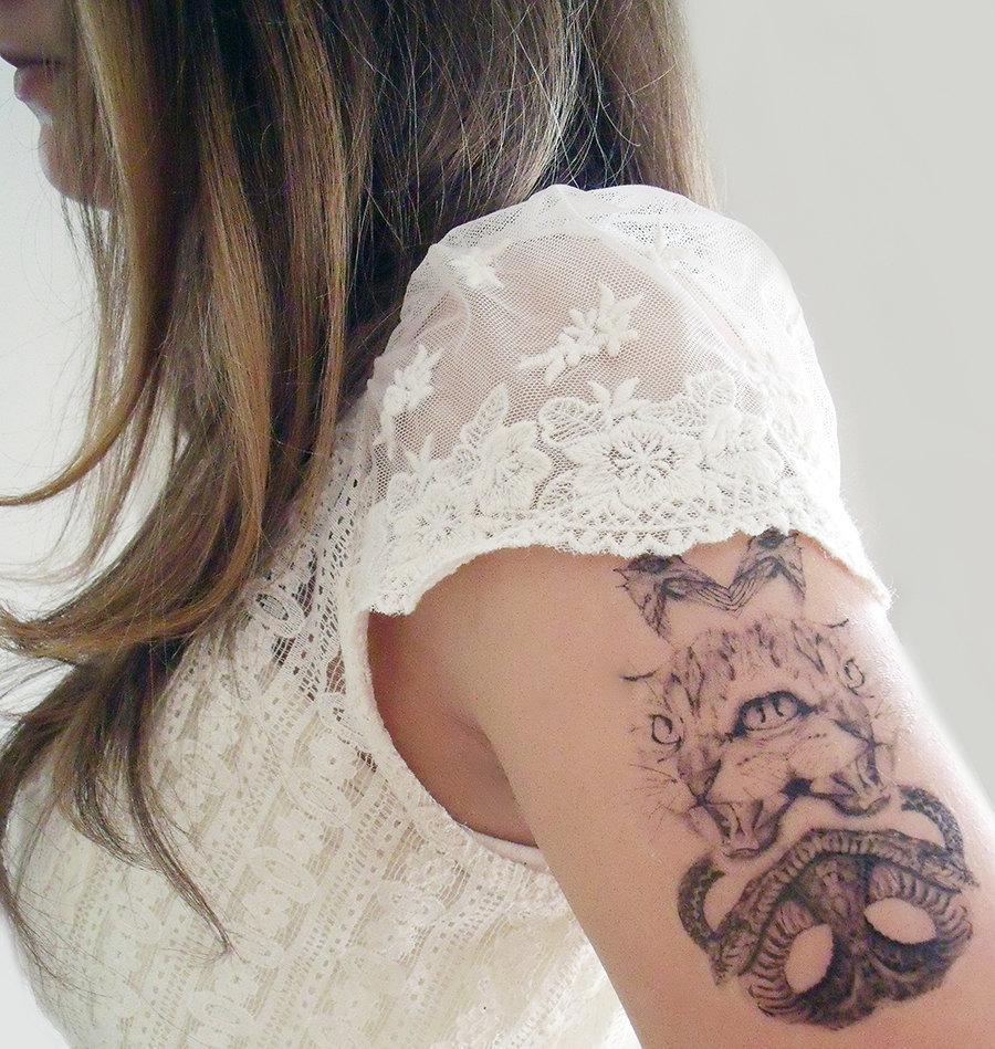 tatuaggi-temporanei-eleganti-natura-volpi-fiori-conigli-kelly-mitchell-10