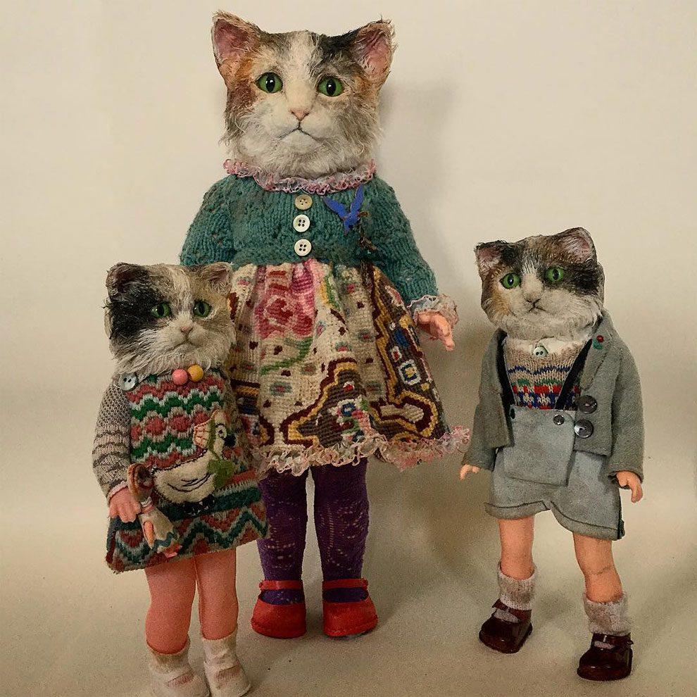 bambole-cucite-mano-teste-animali-annie-montgomery-03