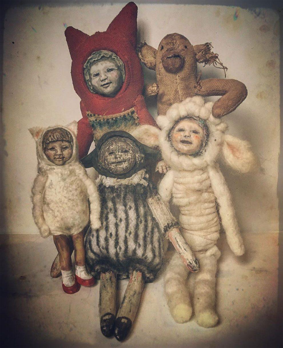 bambole-cucite-mano-teste-animali-annie-montgomery-06