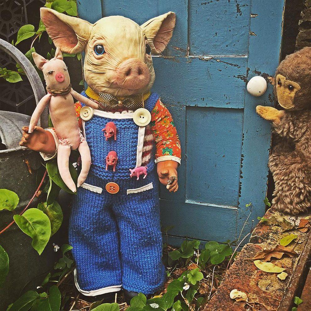 bambole-cucite-mano-teste-animali-annie-montgomery-12