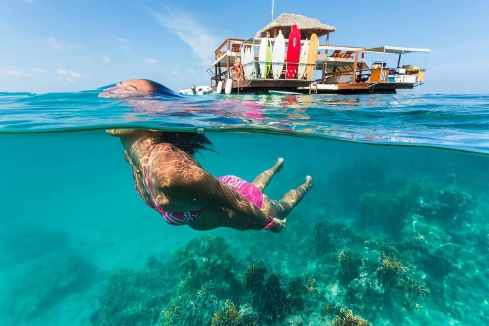 Best Off Beach Snorkeling In Fiji