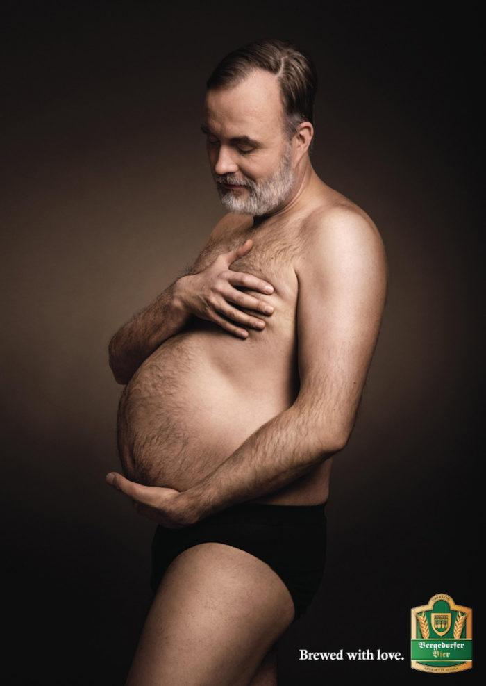 bergedorfer-bier-pubblicita-uomini-pancione-come-donne-gravidanza-1