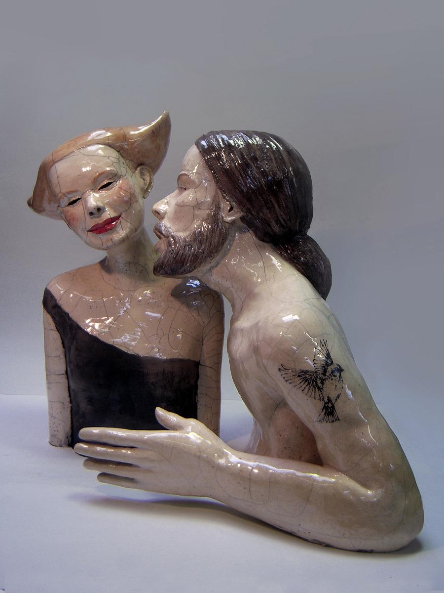 busti-donne-ceramica-raku-melanie-bourget-01