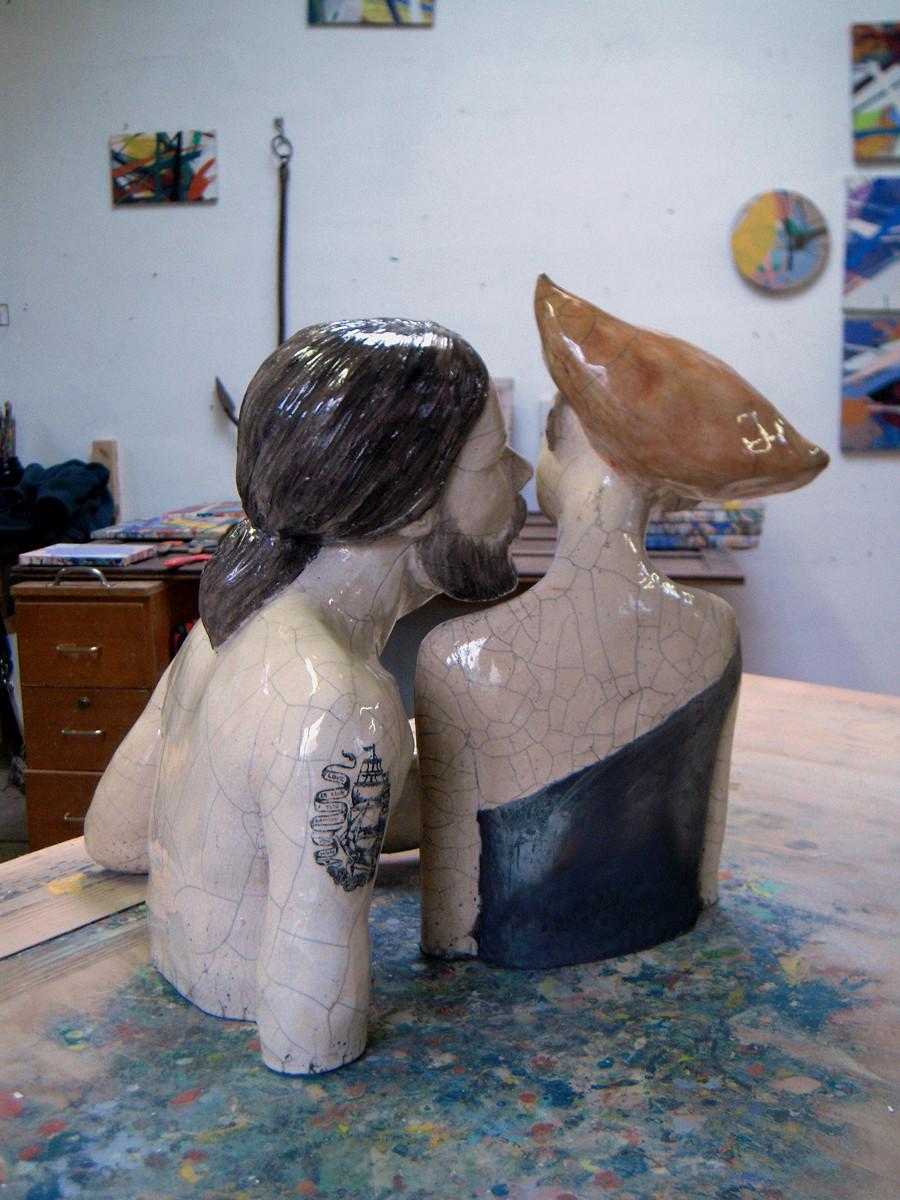 busti-donne-ceramica-raku-melanie-bourget-04