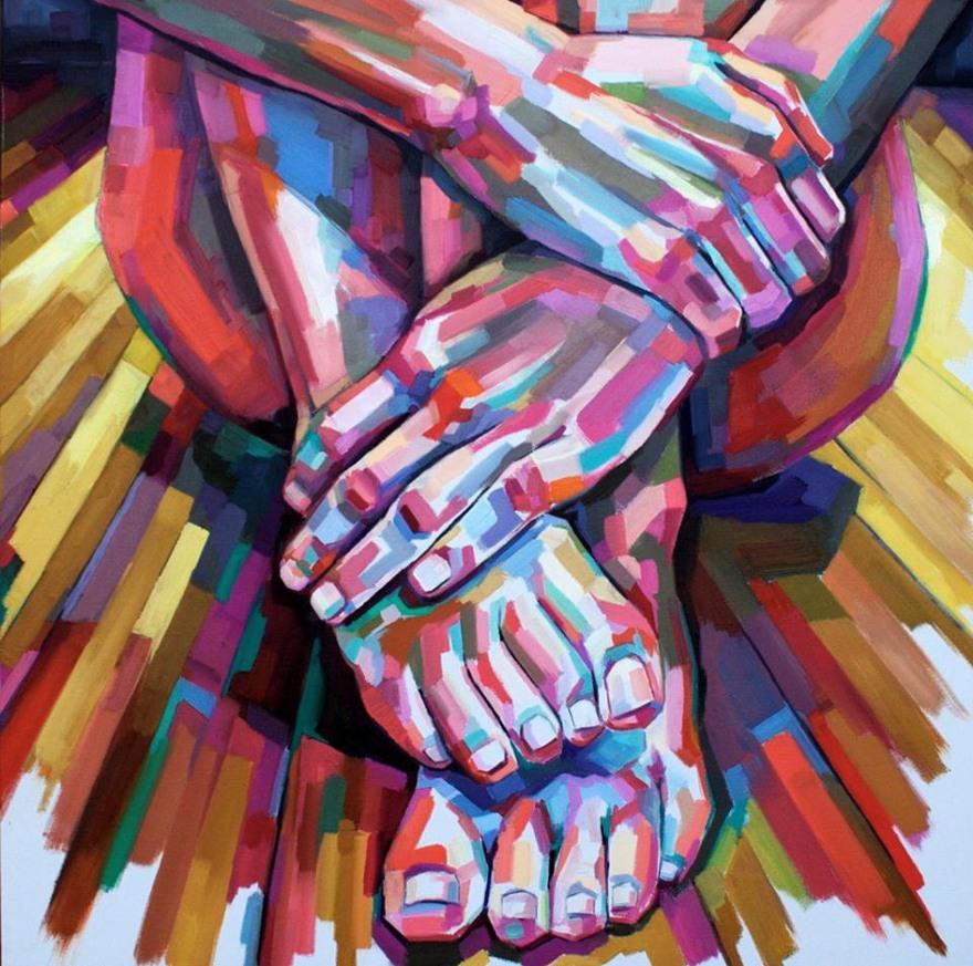 dipinti-pittura-frattale-dualismo-sheila-dunn-04