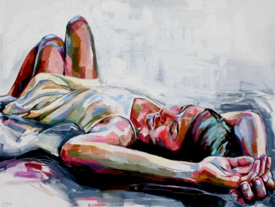 dipinti-pittura-frattale-dualismo-sheila-dunn-11