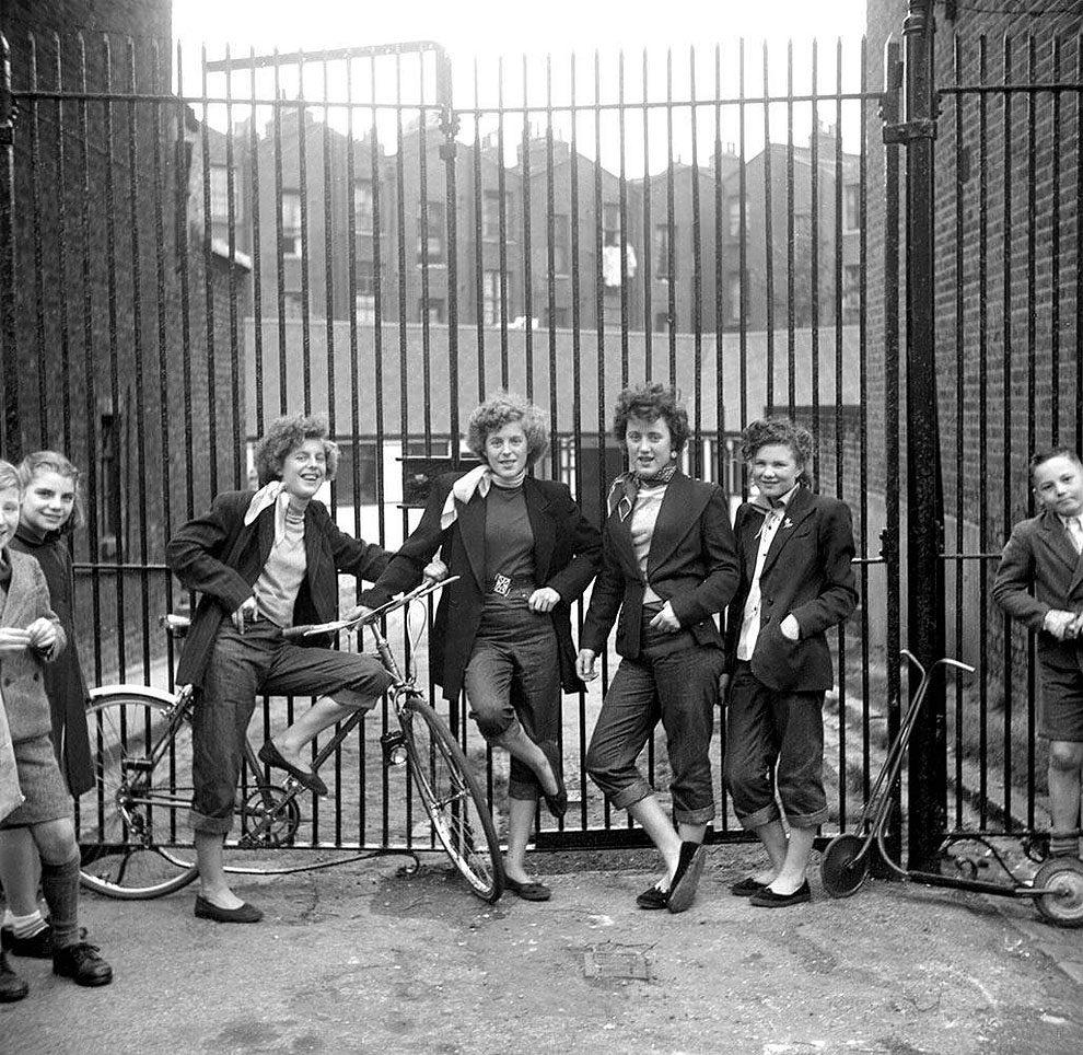 foto-vintage-londra-anni-50-bande-donne-girl-gang-ken-russell-08