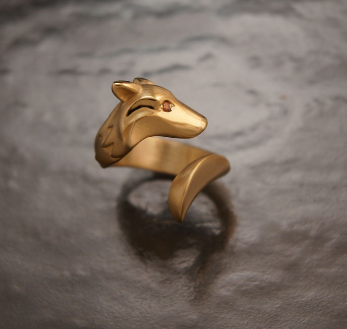 Gioielli Animali Oro Argento Bronzo Michael Tatom