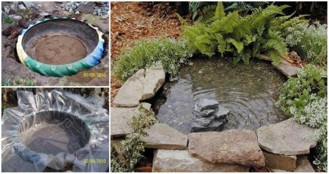 15 oggetti fai da te per personalizzare il tuo giardino - Idee per realizzare un giardino ...