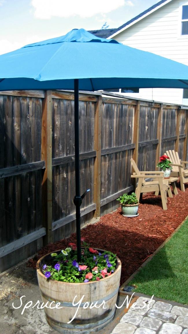 15 oggetti fai da te per personalizzare il tuo giardino - Idee arredamento giardino ...
