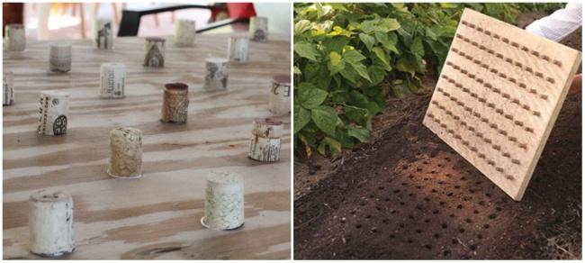 15 oggetti fai da te per personalizzare il tuo giardino for Arredamento ferramenta