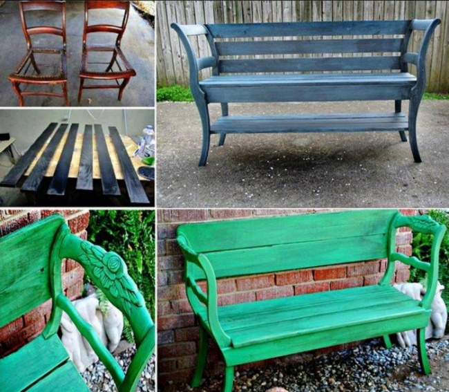 Idee Arredo Giardino Fai Da Te.15 Oggetti Fai Da Te Per Personalizzare Il Tuo Giardino Keblog