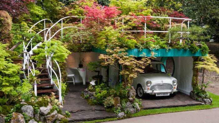 installazione-garage-giardino-senri-sentei-kazuyuki-ishihara-4