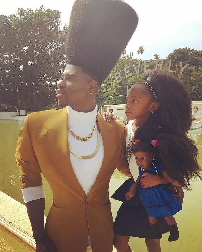 padre-figlia-foto-capelli-lunghssimi-benny-harlem-jaxyn-8