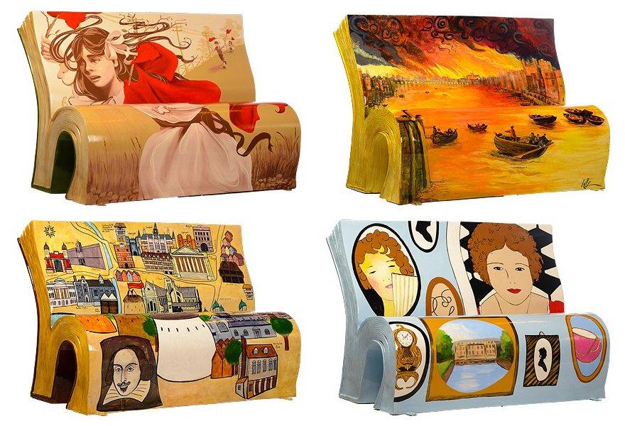 panchine-letterarie-decorate-libri-famosi-londra-2014-18