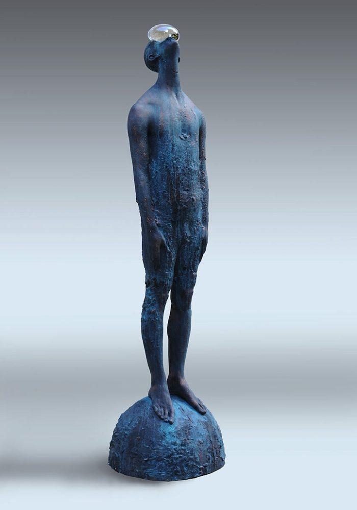 scultura-bronzo-vetro-goccia-pioggia-uomo-rain-bilyk-nazar-02