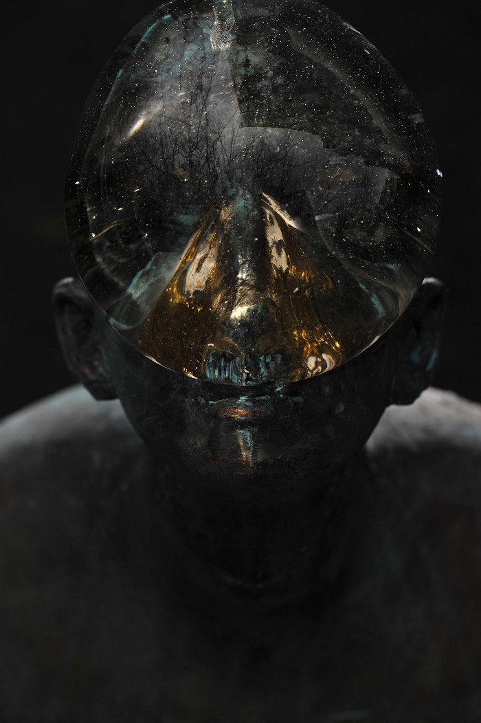 scultura-bronzo-vetro-goccia-pioggia-uomo-rain-bilyk-nazar-11