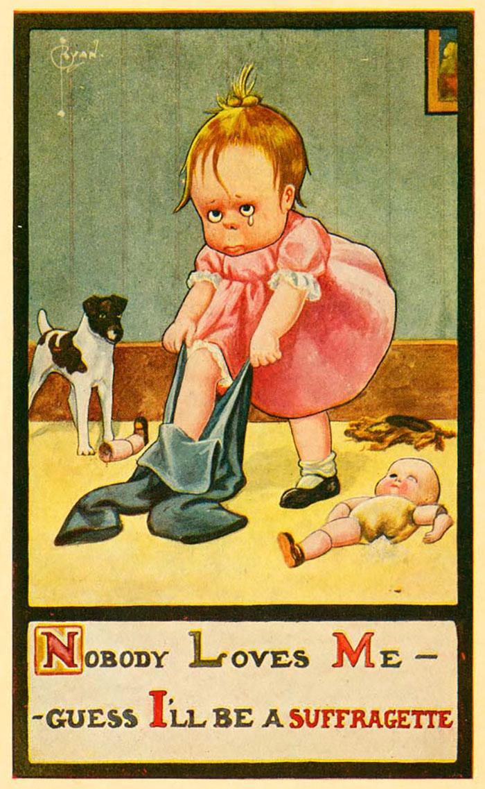 cartoline-propaganda-anti-diritti-donne-suffragette-1900-13