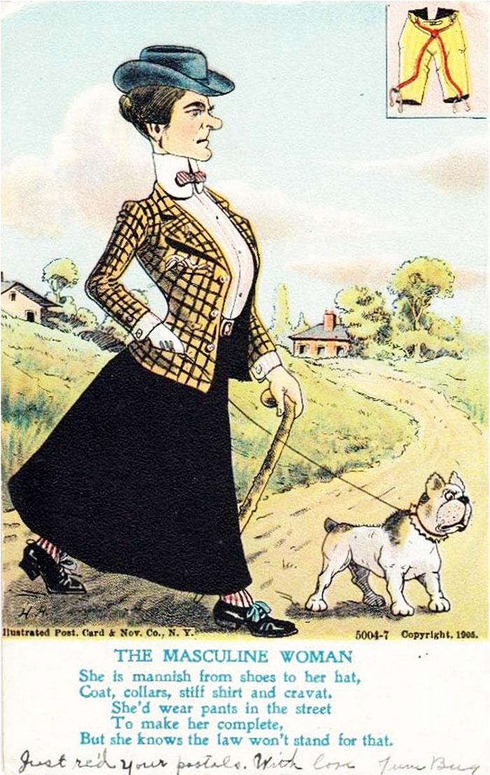 cartoline-propaganda-anti-diritti-donne-suffragette-1900-14